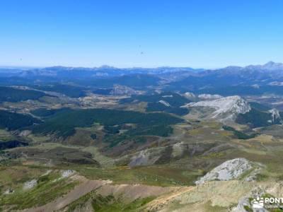Sierra de Peña Labra-Alto Campoo; calidad en el senderismo calidad de viajes profesionalidad videose